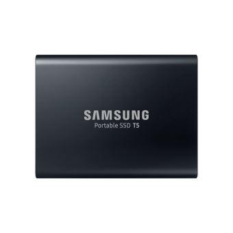 Disque Dur SSD Externe Samsung Portable T5 2 To Noir