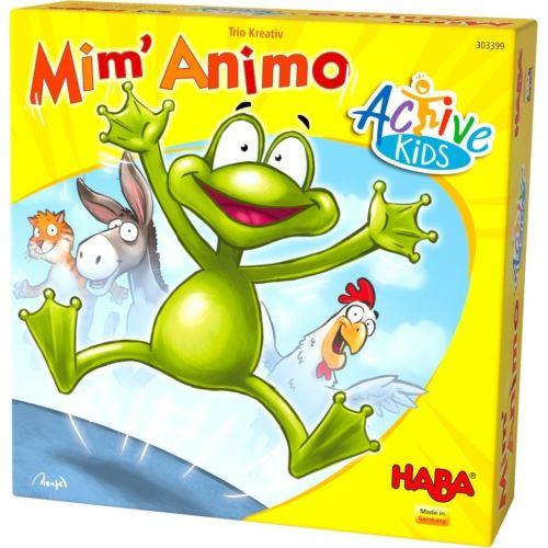 Jeu d'ambiance Mim' Animo Haba