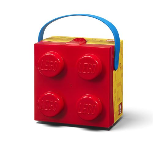 Boîte à lunch LEGO® Rouge