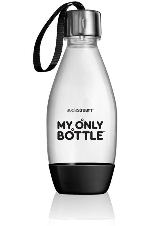 Ma petite bouteille Style Sodastream 0,5 L Noir