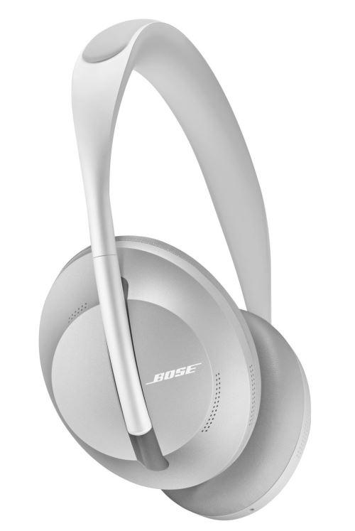 Casque à réduction de bruit Bose Headphones 700 bluetooth avec microphone intégré Argent