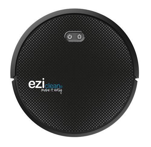 Aspirateur robot Eziclean Connect x500 Noir