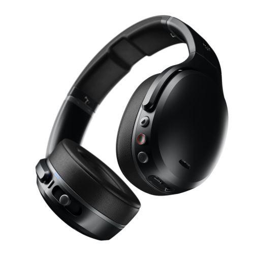 Casque Bluetooth à réduction de bruit Skullcandy Crusher ANC Noir