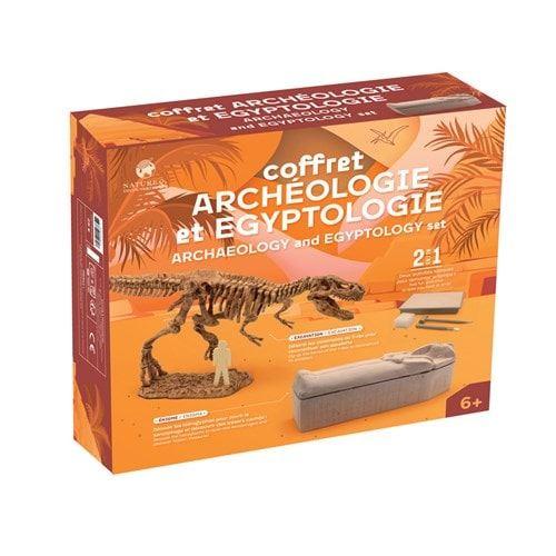 Coffret Archéologie et Egyptologie