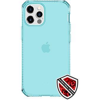 Coque Itskins pour iPhone 12 Pro Max Bleu