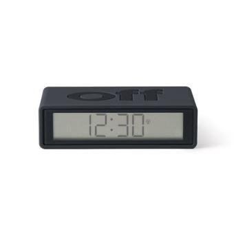 Radio Réveil réversible LCD Lexon Flip+ Gris Foncé