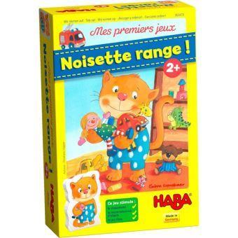 Haba Kinderspel Noisette Range!