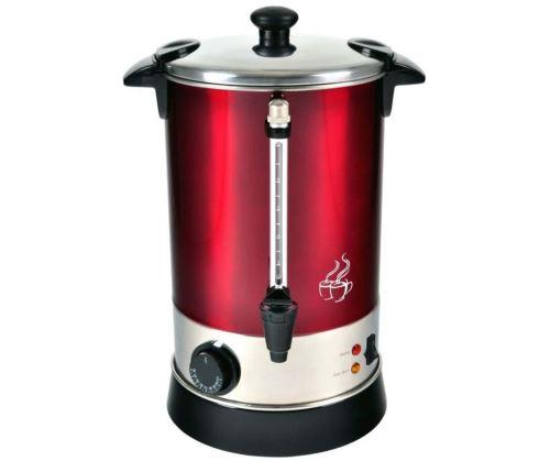 Distributeur automatique de boisson chaude Kalorik 950 W Rouge