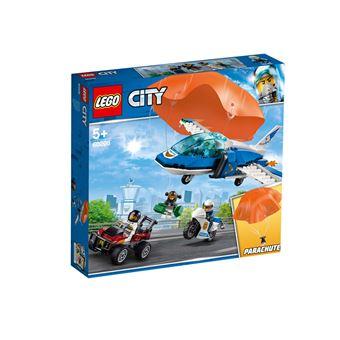 LEGO® City Police 60208 L'arrestation en parachute