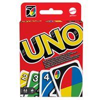 Jeu de cartes Uno Mattel