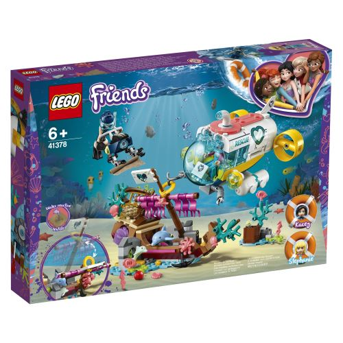 LEGO® Friends 41378 La mission de sauvetage des dauphins