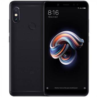 Smartphone Xiaomi Redmi Note 5 Double SIM 64 Go Noir