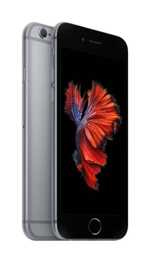 Apple iPhone 6s, 128 Go, 4.7 Gris Sidéral