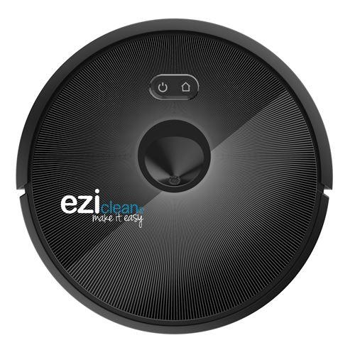 Aspirateur robot Eziclean Connect x600 Noir