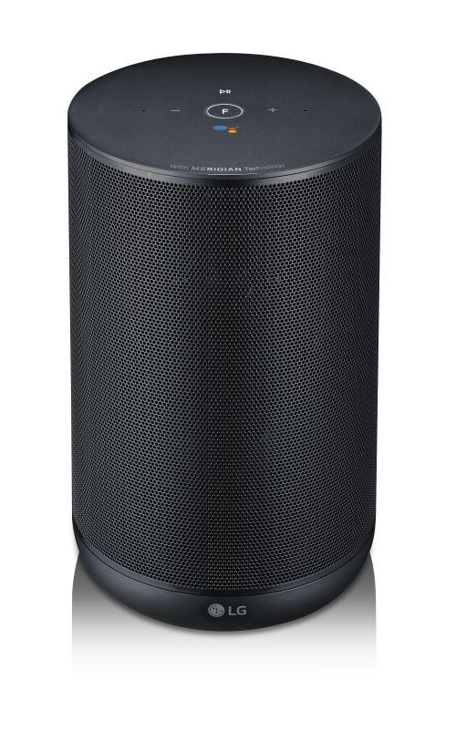 Enceinte portable LG ThinQ WK7 Noir avec assistant Google intégré