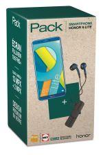 Honor Pack Smartphone Huawei Honor 9 Lite 32 Go Bleu + Ecouteu...