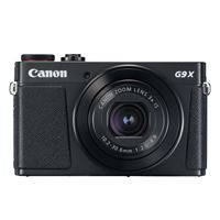 Appareil photo compact Canon PowerShot G9X Noir