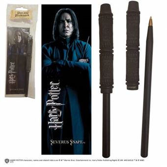HARRY POTTER-STYLO + MARQUE-PAGES-ROGUE