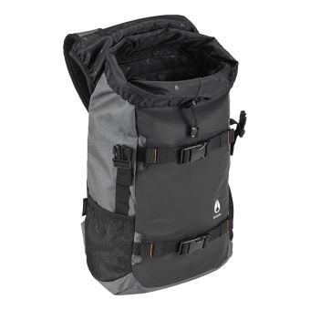 Backpack 21 dos Small à 5 Noir II et Landlock sur L Sac Nixon Gris Fqanzxn06R