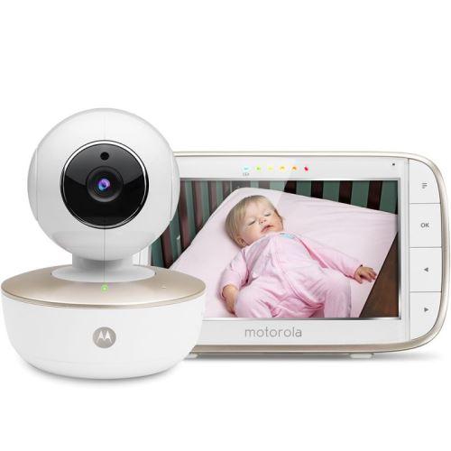 Motorola MBP667 Numérique Couleur Moniteur Bébé Vidéo avec Wifi