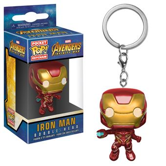 POCKET POP KEYCHAINS:AVENGERS INFINITY WAR-IRON MAN