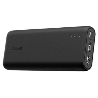 Batterie externe Anker PowerCore 15600 mAh Noir