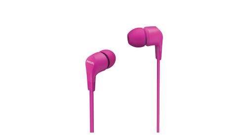 Ecouteurs avec fil Philips TAE1105 Rose