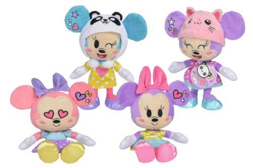 Personnage en peluche Disney Minnie Tokyo 25 cm Modèle aléatoire