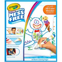 CRAYOLA COLOR WONDER - RECHARGE PAGES BL