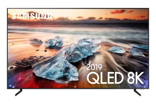 """Plus de détails TV Samsung 55Q950R 55"""" Smart TV QLED 8K application Disney+ disponible Noir"""
