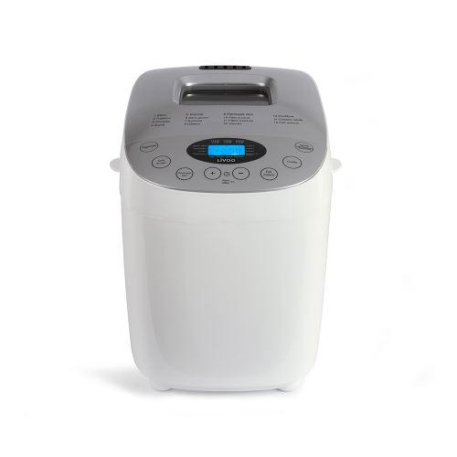 Machine à pain Livoo DOP205W 850 W Blanc