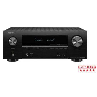 Amplificateur Home Cinéma Denon AVR-X2600H AV 4K Ultra HD 7.2 canaux Noir