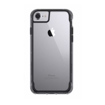 GRIFFIN COVER SURVIVOR CLEAR IPHONE 6/7/8 BLACK SMOKE
