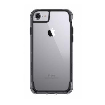 Coque Griffin Survivor Noir transparent pour iPhone 6 7 et 8