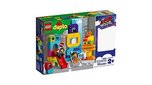 LEGO® DUPLO® 10895 Les visiteurs de la planète d'Emmet et Lucy