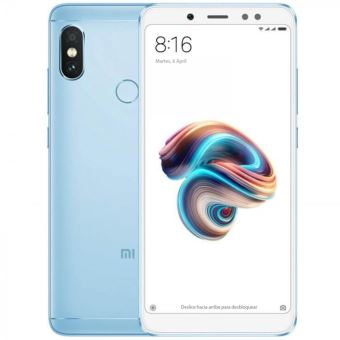 Smartphone Xiaomi Redmi Note 5 Dubbele SIM 32 Gb Blauw