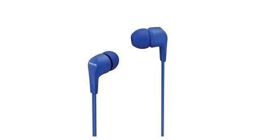 Ecouteurs avec fil Philips TAE1105 Bleu