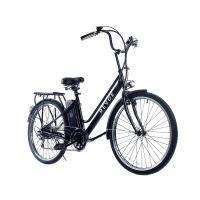 """Vélo électrique Revoe City Noir 26"""""""
