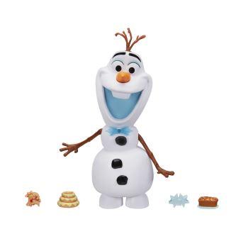Personnage olaf mon ami gourmand frozen la reine des neiges poup e achat prix fnac - Personnage de la reine des neiges ...