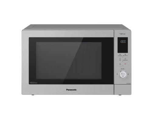 Micro ondes combiné Panasonic Intelligent NN CD87KSUPG 1000 W Argent