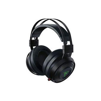 Razer Nari Ultimate - Koptelefoon - over oor - 2,4 GHz - draadloos