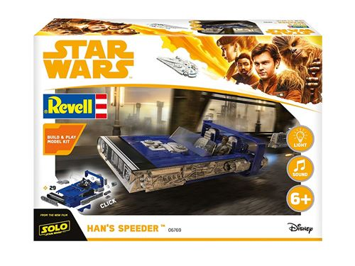 Jeu de construction Revell Star Wars Han Solo Han's Speeder