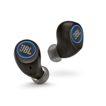JBL Free X Bluetooth Earphones Black