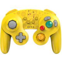 Manette Nintendo Switch PowerA GameCube Pikachu Sans fil