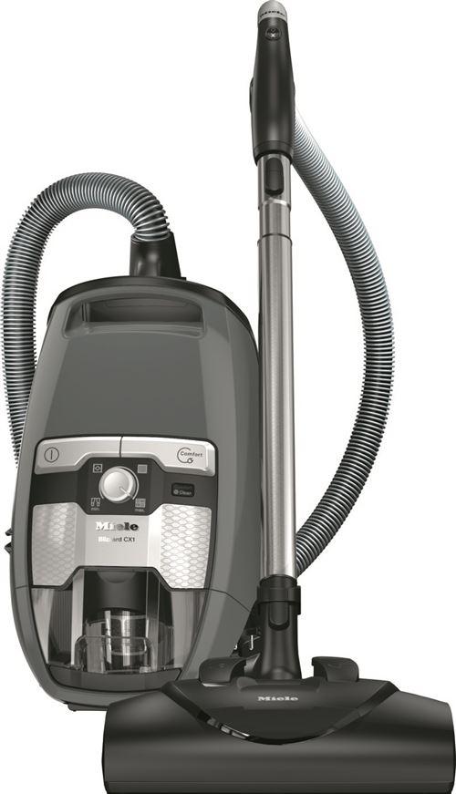 Aspirateur traîneau sans sac Miele Blizzard CX1 Electro Ecoline 550 W Gris