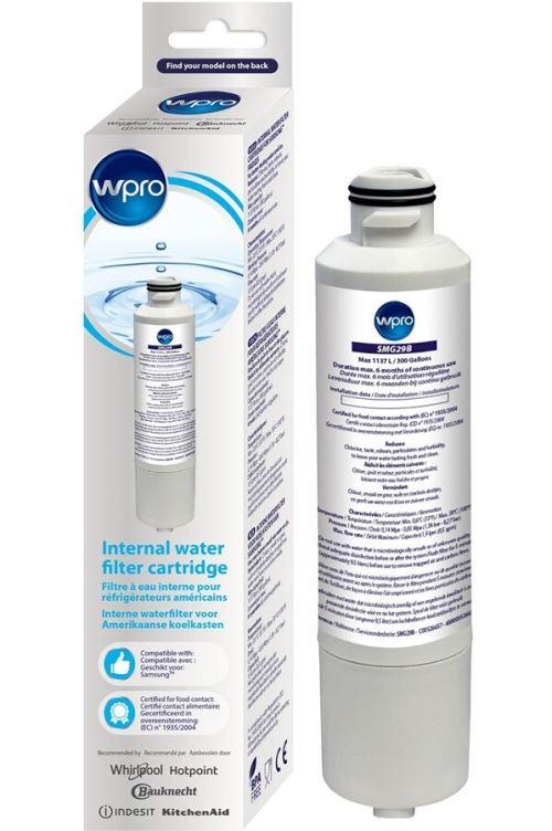 Filtre à eau Wpro SMG29B