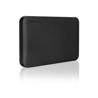 """Disque dur externe Toshiba Canvio Ready 2.5"""" 500 Go Noir"""