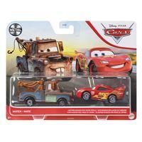 Disney Pixar Cars 3 - Diecast (2 minatuur auto's)