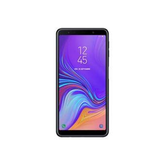 Smartphone Samsung Galaxy A7 Double SIM 64 Go Noir