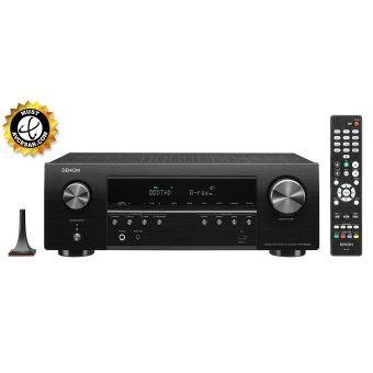 Amplificateur Home Cinéma Denon AVR-S650H AV 5.2 canaux Noir